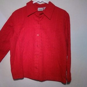 Classic Elements button shirt Small. #412